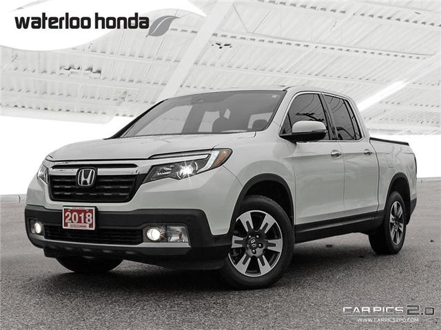 2018 Honda Ridgeline Touring (Stk: H2865) in Waterloo - Image 1 of 28