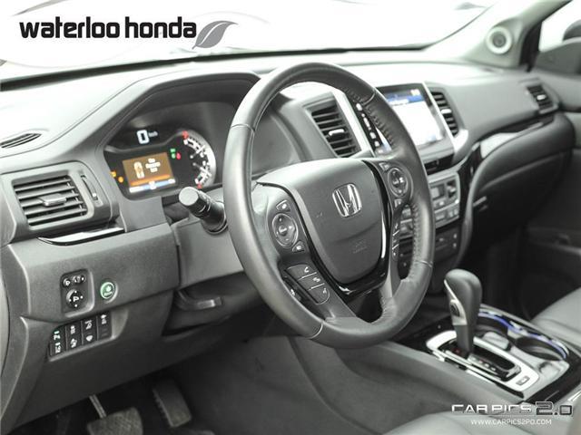 2018 Honda Ridgeline Touring (Stk: H2865) in Waterloo - Image 6 of 28