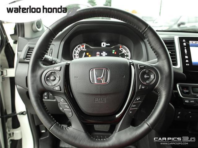 2018 Honda Ridgeline Touring (Stk: H2865) in Waterloo - Image 7 of 28