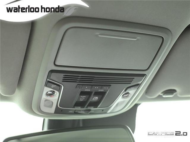 2018 Honda Ridgeline Touring (Stk: H2865) in Waterloo - Image 15 of 28