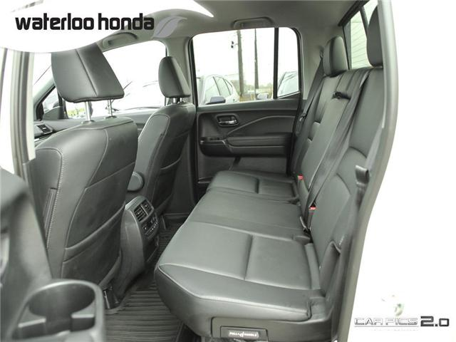2018 Honda Ridgeline Touring (Stk: H2865) in Waterloo - Image 17 of 28