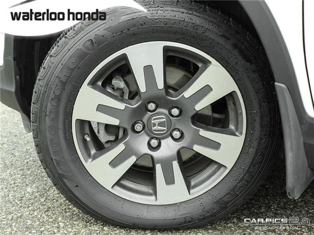 2018 Honda Ridgeline Touring (Stk: H2865) in Waterloo - Image 21 of 28