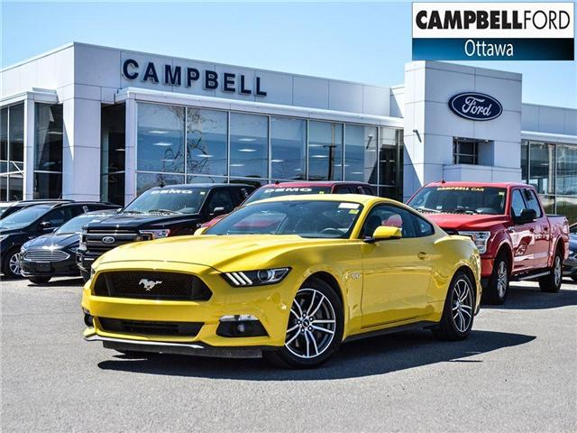 2017 Ford Mustang  (Stk: 942740) in Ottawa - Image 1 of 22