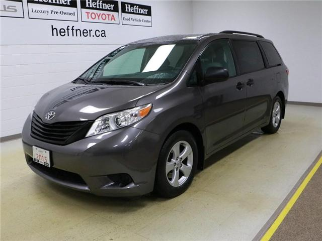 2015 Toyota Sienna 7 Passenger (Stk: 186254) in Kitchener - Image 1 of 28
