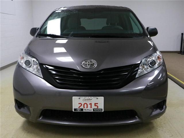 2015 Toyota Sienna 7 Passenger (Stk: 186254) in Kitchener - Image 20 of 28