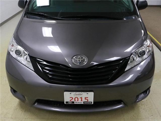 2015 Toyota Sienna 7 Passenger (Stk: 186254) in Kitchener - Image 24 of 28