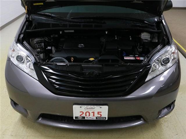 2015 Toyota Sienna 7 Passenger (Stk: 186254) in Kitchener - Image 25 of 28