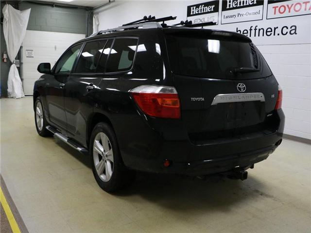 2008 Toyota Highlander V6 Limited (Stk: 186276) in Kitchener - Image 2 of 29