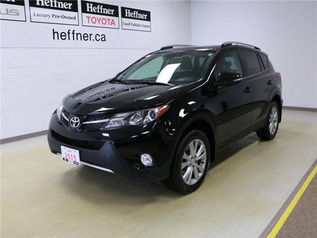 2015 Toyota RAV4 Limited (Stk: 186253) in Kitchener - Image 1 of 28