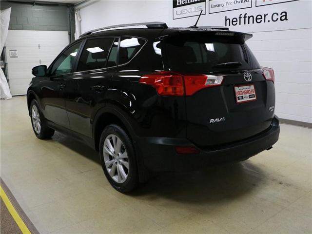 2015 Toyota RAV4 Limited (Stk: 186253) in Kitchener - Image 2 of 28