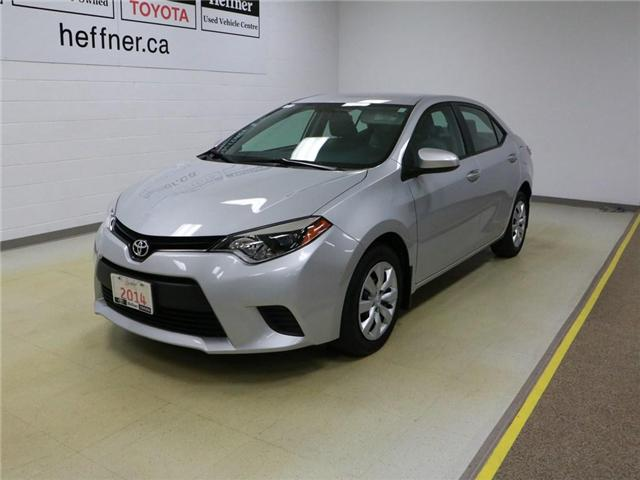 2014 Toyota Corolla LE (Stk: 186318) in Kitchener - Image 1 of 27
