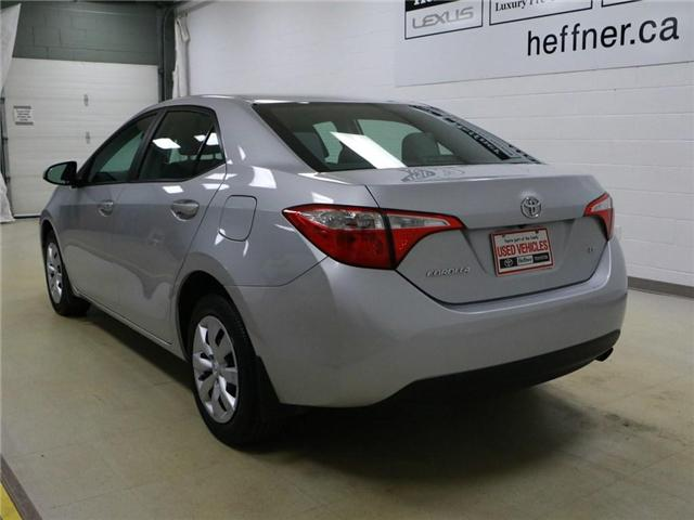 2014 Toyota Corolla LE (Stk: 186318) in Kitchener - Image 2 of 27