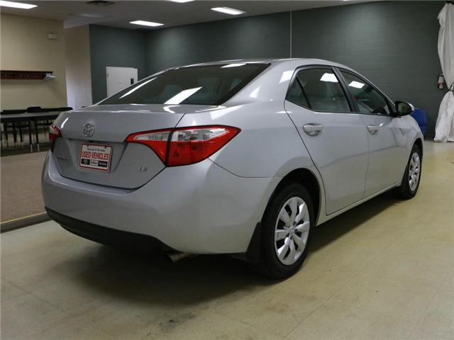 2014 Toyota Corolla LE (Stk: 186318) in Kitchener - Image 3 of 27