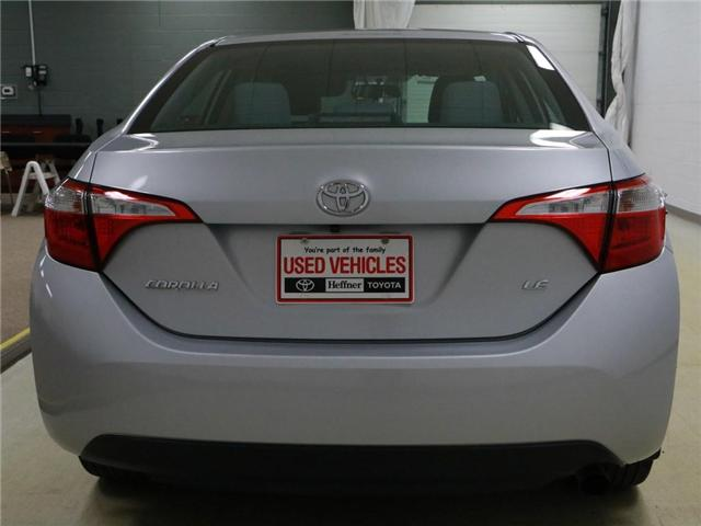 2014 Toyota Corolla LE (Stk: 186318) in Kitchener - Image 19 of 27
