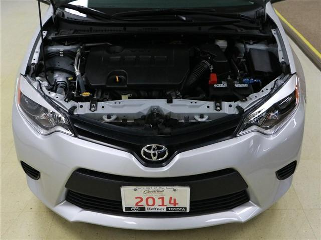 2014 Toyota Corolla LE (Stk: 186318) in Kitchener - Image 24 of 27
