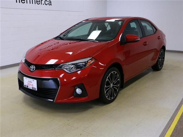 2016 Toyota Corolla  (Stk: 186316) in Kitchener - Image 1 of 26