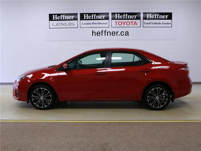 2016 Toyota Corolla  (Stk: 186316) in Kitchener - Image 17 of 26