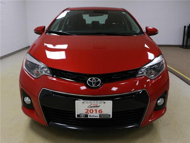 2016 Toyota Corolla  (Stk: 186316) in Kitchener - Image 18 of 26