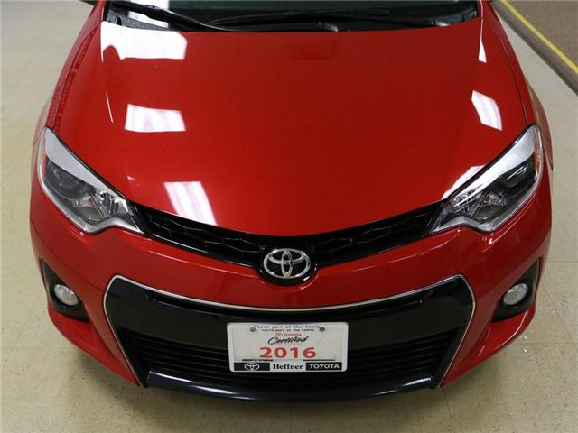 2016 Toyota Corolla  (Stk: 186316) in Kitchener - Image 22 of 26