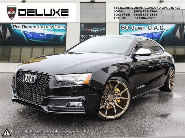 2013 Audi S5 3.0T (Stk: D0482) in Concord - Image 1 of 22