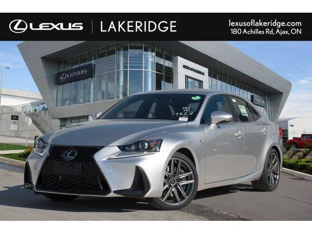 2019 Lexus IS 300 Base (Stk: L19100) in Toronto - Image 1 of 30