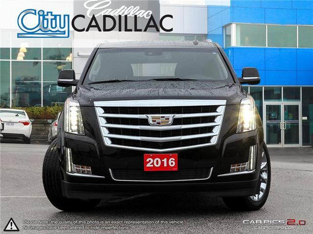 2016 Cadillac Escalade Luxury Collection (Stk: R12085) in Toronto - Image 2 of 28