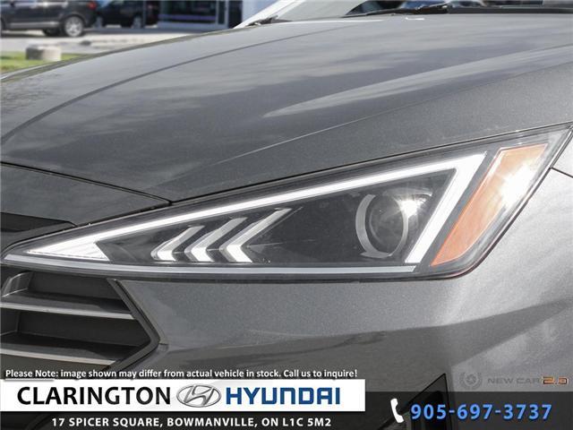 2019 Hyundai Elantra Preferred (Stk: 18783) in Clarington - Image 10 of 24