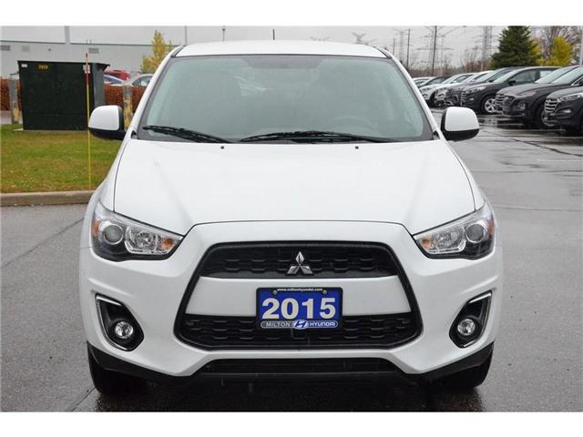 2015 Mitsubishi RVR  (Stk: 601438) in Milton - Image 2 of 20