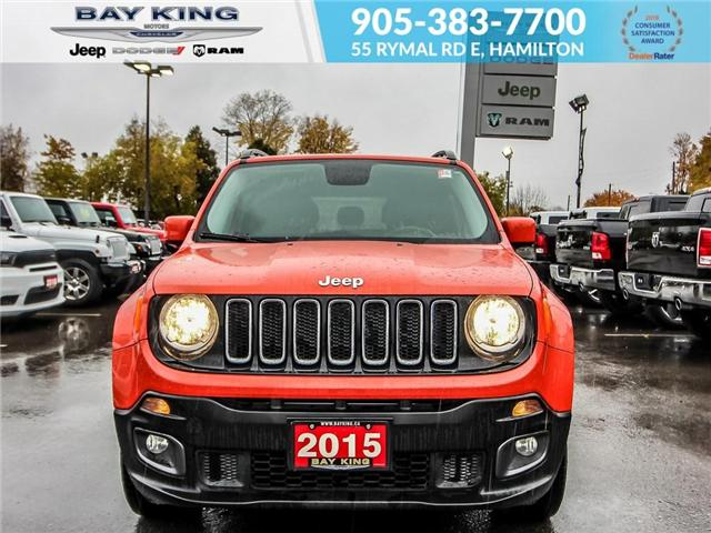 2015 Jeep Renegade North (Stk: 187704A) in Hamilton - Image 2 of 18