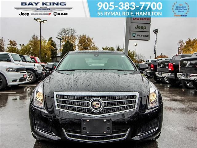 2013 Cadillac ATS 2.0L Turbo (Stk: 6500A) in Hamilton - Image 2 of 21