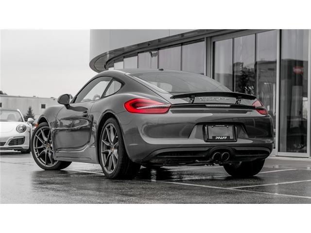 2015 Porsche Cayman S PDK (Stk: U7487) in Vaughan - Image 2 of 17