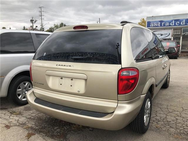 2006 Dodge Caravan Base (Stk: 18-1508A) in Hamilton - Image 4 of 14