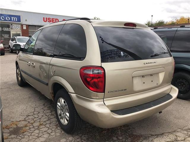 2006 Dodge Caravan Base (Stk: 18-1508A) in Hamilton - Image 6 of 14