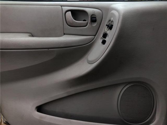 2006 Dodge Caravan Base (Stk: 18-1508A) in Hamilton - Image 12 of 14