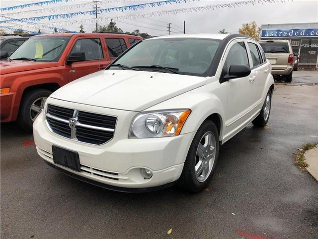 2009 Dodge Caliber SXT (Stk: 19-7521C) in Hamilton - Image 1 of 12