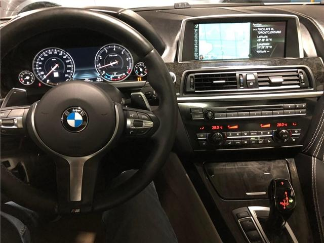 2015 BMW 640i xDrive Gran Coupe (Stk: WBA6B8) in Toronto - Image 20 of 30