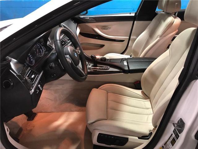 2015 BMW 640i xDrive Gran Coupe (Stk: WBA6B8) in Toronto - Image 21 of 30