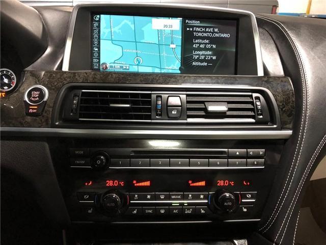2015 BMW 640i xDrive Gran Coupe (Stk: WBA6B8) in Toronto - Image 27 of 30
