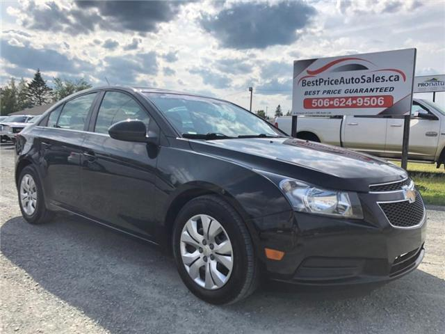 2014 Chevrolet Cruze 1LT (Stk: A2595) in Amherst - Image 1 of 27
