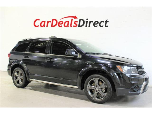2015 Dodge Journey Crossroad (Stk: 651225) in Vaughan - Image 1 of 30