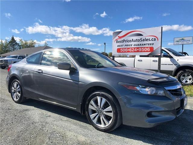 2012 Honda Accord EX-L (Stk: A2729) in Amherst - Image 1 of 30