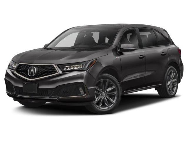 2019 Acura MDX A-Spec (Stk: K802325SHOWROOM) in Brampton - Image 1 of 9