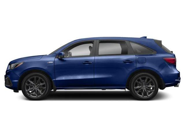 2019 Acura MDX A-Spec (Stk: K802414) in Brampton - Image 2 of 9