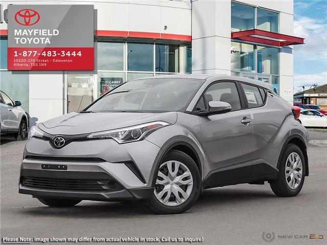 2019 Toyota C-HR XLE Premium Package (Stk: 190369) in Edmonton - Image 1 of 23
