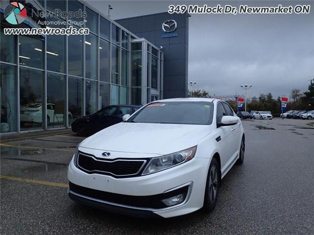 2013 Kia Optima Base (Stk: 40178A) in Newmarket - Image 1 of 30
