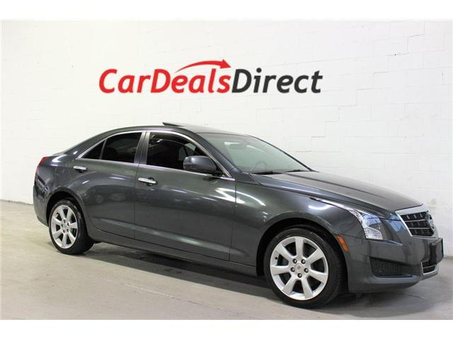 2014 Cadillac ATS 2.0L Turbo (Stk: 141304) in Vaughan - Image 1 of 30