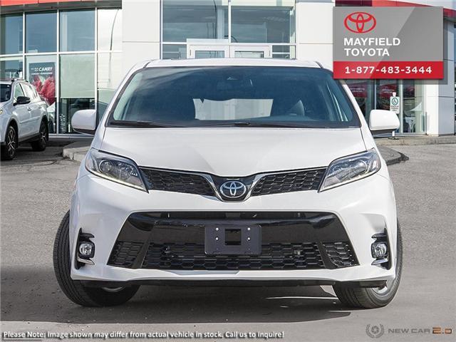 2019 Toyota Sienna Technology Package (Stk: 190257) in Edmonton - Image 2 of 24