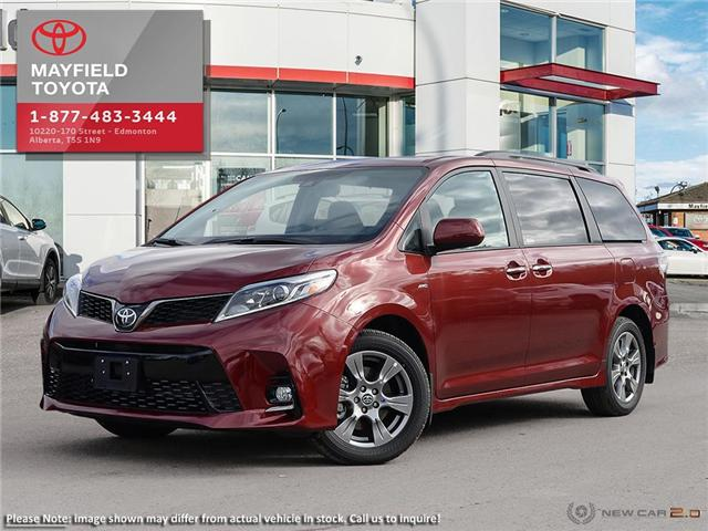 2019 Toyota Sienna Technology Package (Stk: 190219) in Edmonton - Image 1 of 23
