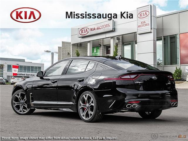 2019 Kia Stinger GT Limited (Stk: ST19003) in Mississauga - Image 4 of 24