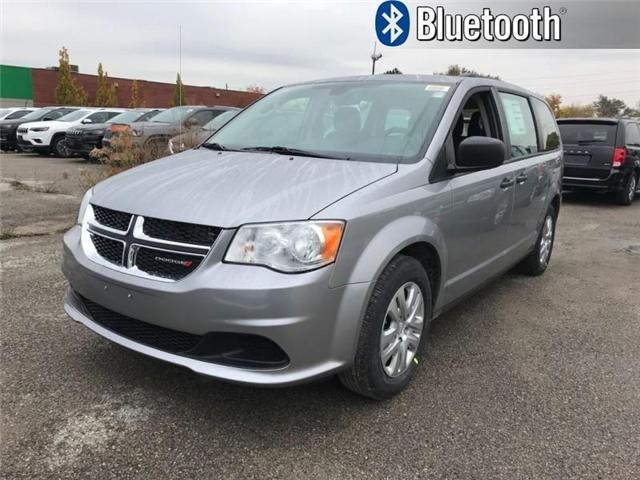 2019 Dodge Grand Caravan CVP/SXT (Stk: Y18480) in Newmarket - Image 1 of 19